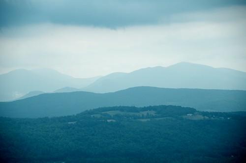 clouds landscape haze nikon newhampshire whitemountains