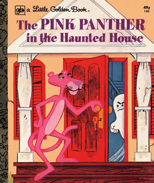 The Pink Panther in the Haunted House00001