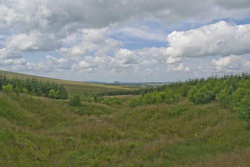 Towards Drumclog & Loundon Hill