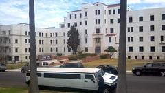 Linda Vista Hospital building. Boyle Heights