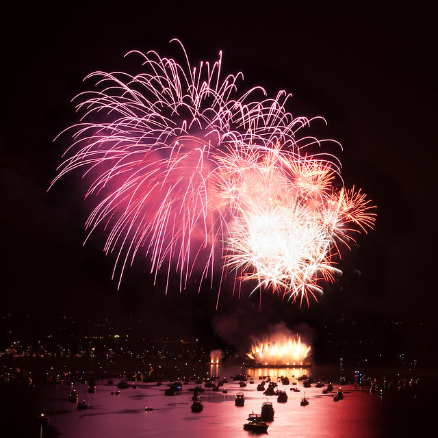 Celebration of Light 2011