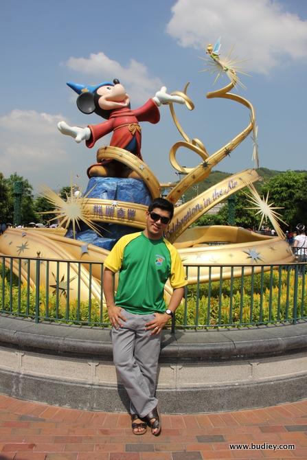Hong Kong Trip - Disneyland