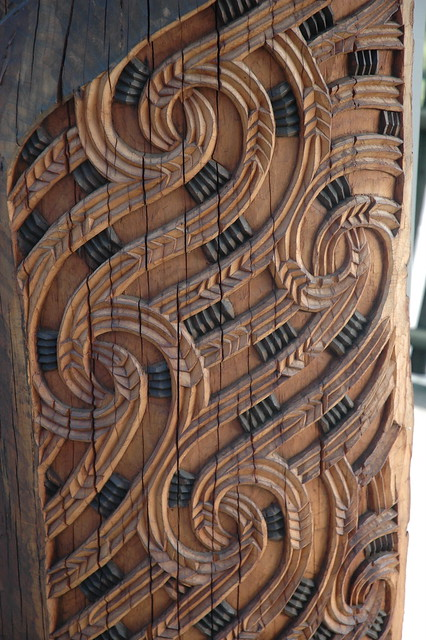 Maori carving 1 flickr photo sharing for Interior designs rotorua