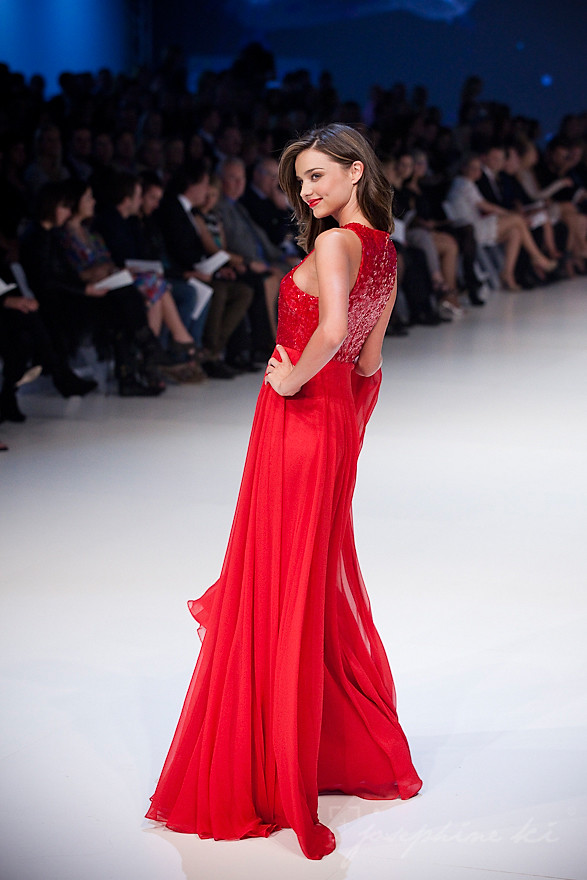136f914ba1472 Miranda Kerr, David Jones SS 2011 | 2012 Collection Show | Flickr