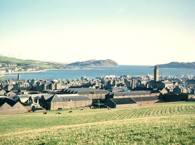 Campbeltown From Gallowhill 1964