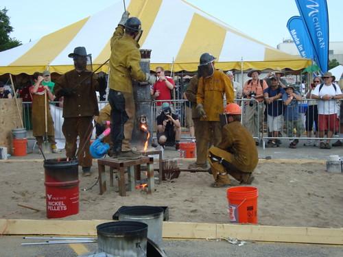 The iron crew
