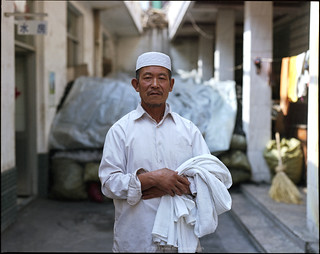 Muslim Brother in Yinchuan