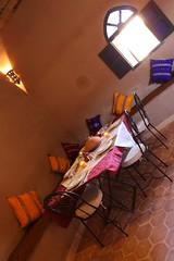 Restaurant, Hôtel au sud Maroc