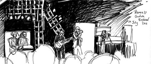 Godiva Festival 2011 - Heaven 17