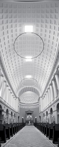 Vor Frue Kirke - Copenhagen Cathedral - Fuji X100 Pano