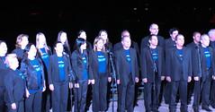 choir, musical theatre, musical ensemble, person,