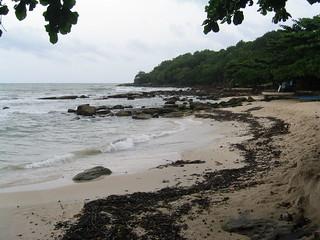 Image of  Serendipity Beach  near  Sihanoukville. cambodia sihanoukville