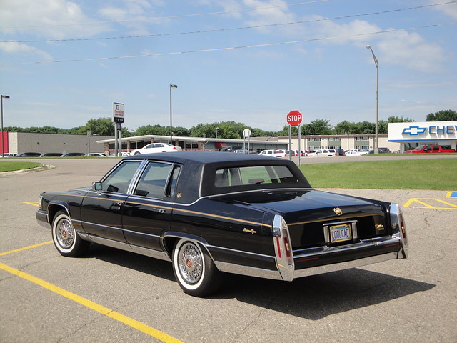 90 cadillac brougham d elegance flickr   photo sharing