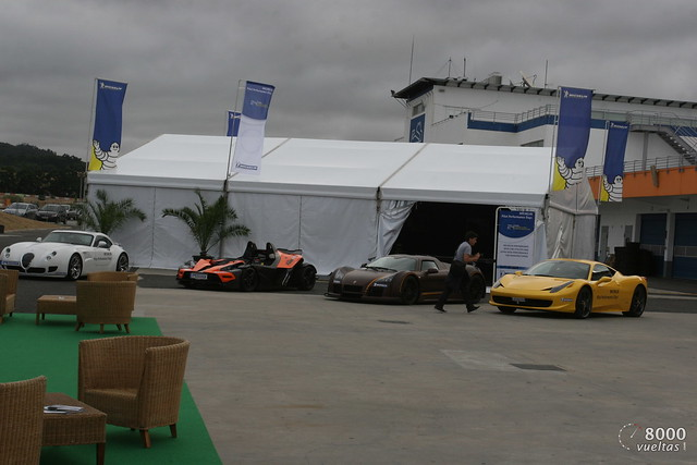 Michelin Pilot Performance Days 2011