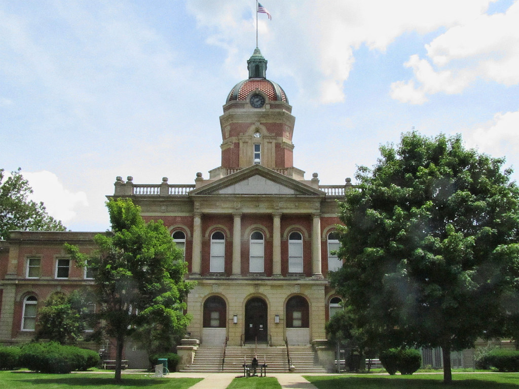 Elkhart County Courthouse