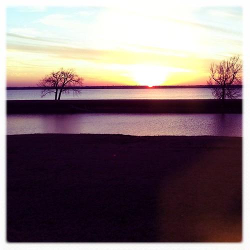 sunset lake mobileuploads