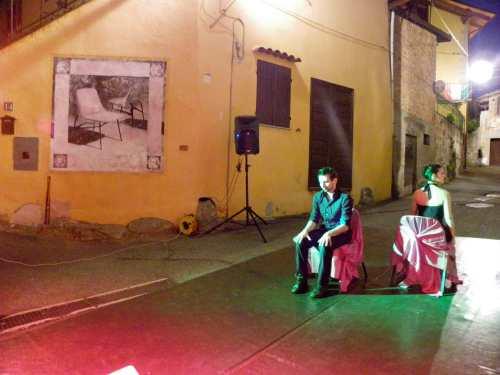 Contemporanea a passi di danza per le vie dell 39 arte a for Torino contemporanea