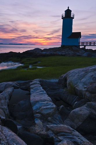 light sunset lighthouse beach beauty grass rocks waves rocky gloucester sands mosquitoes eastcoast annisquam capeann ticks