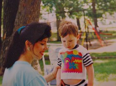 Calvin and Mom 1991?