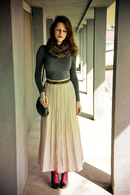 flared pleated skirts a gallery on flickr