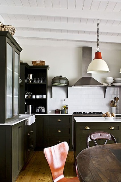 5965230254 5216993c1b for Black industrial kitchen