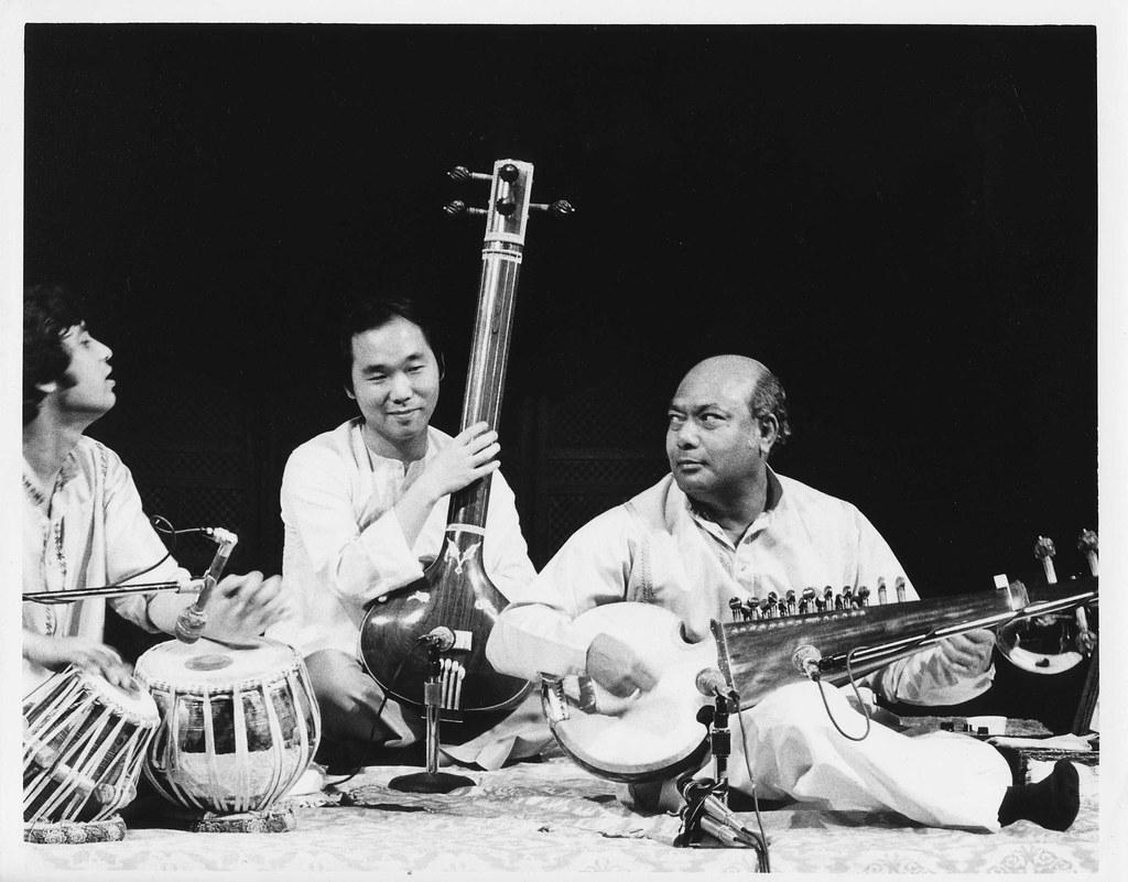 Ustad Ali Akbar Khan The Peaceful Music Of Ustad Ali Akbar Khan