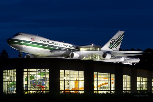 longexposure sunset museum night oregon plane sunrise canon airplane photography dawn evening photo image dusk or space aviation evergreen photograph 7d boeing waterslide dslr airlines 747 waterpark mcminnville evergreeninternationalairlines n481ev 747132 kmmv evergreenspaceandaviationmuseum