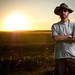 Redneck Sunset by derekGavey