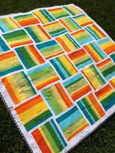 Hendrix's quilt 1