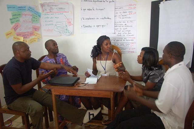 Juillet 2011, Douala, Cameroun