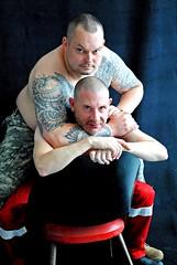 Eric and Nick