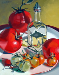 """Olive Oil and Tomato"" sold"