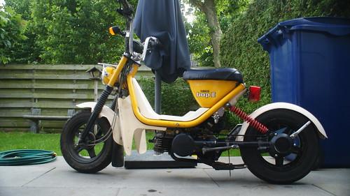 Yamaha LC50M (BOP II) Champ by Sammie36