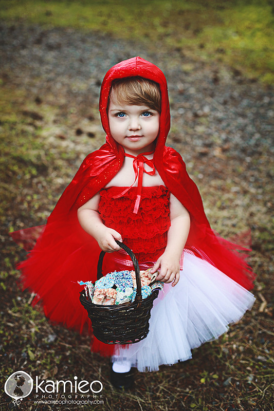 Trinitys Tutus - Little Red Riding Hood