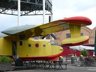 Tragfläche: Canadair CL-215