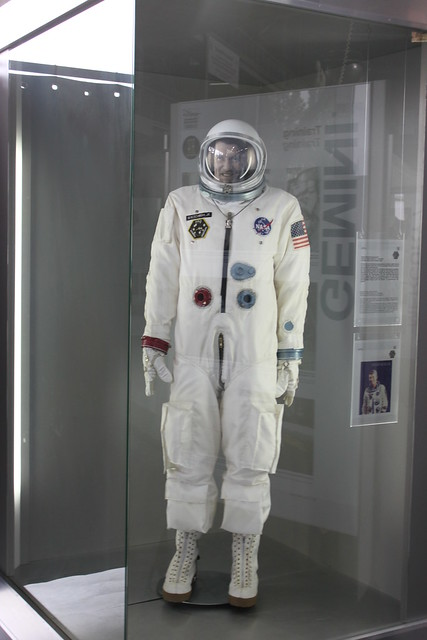 Gemini Raumanzug