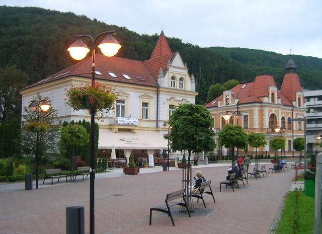 Trenčianske Teplice by bryandkeith on flickr
