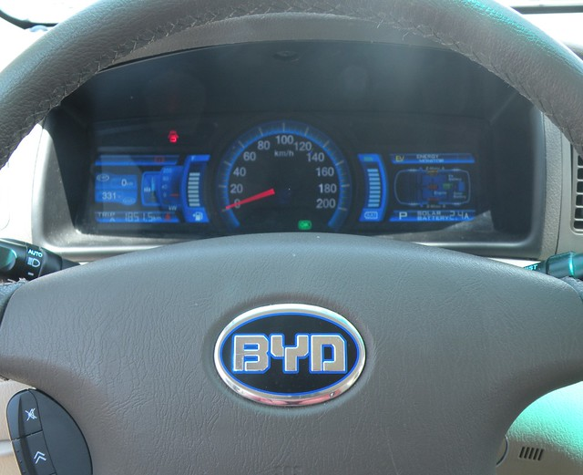 Image of BYD