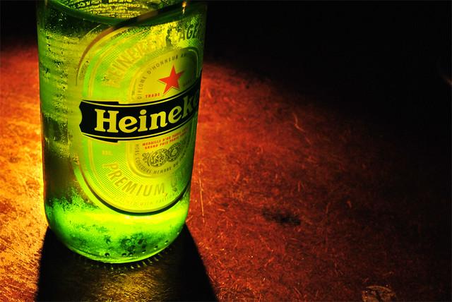ビール一本の幸せ