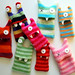 From Kids Crafternoon Sewing: Monster I Pod Cozies2