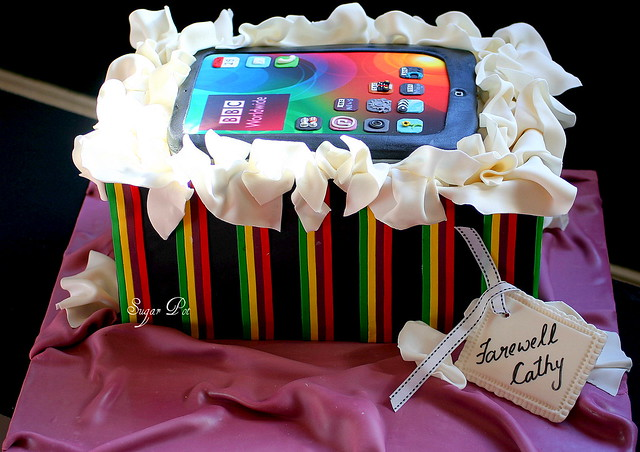 This is one SwEeT iPad!! My second opportunity to create ...