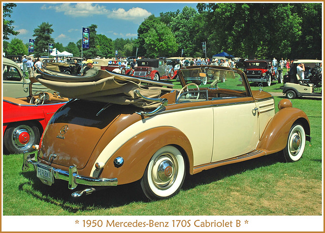 1950 mercedes benz 170s flickr photo sharing for 1950s mercedes benz