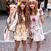 Shibuya Flower Girls by tokyofashion