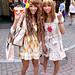 Shibuya Flower Girls by tokyofashion