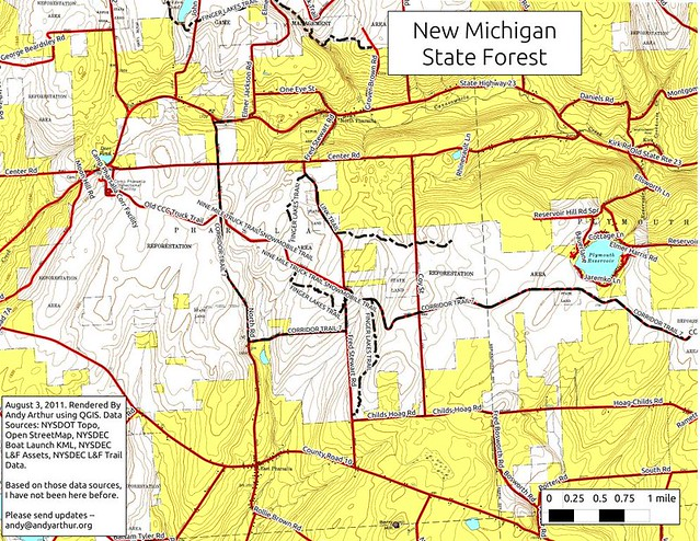 New Michigan State Forest  Flickr  Photo Sharing