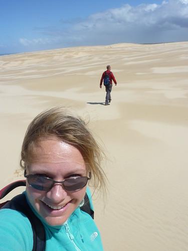 Port Stephens - Stockton Beach Sand Dunes - 7