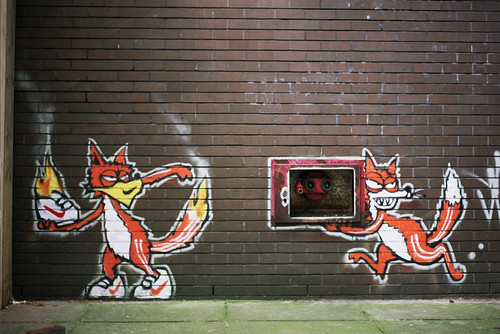 Looting Foxes