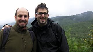 Javier López de Luzuriaga  and Aritz Gonzalez Photo Credit: Ari Daniel Shapiro