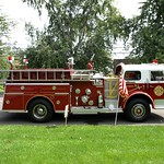 American LaFrance Engine 1, Emerson Fire Department, New Jersey