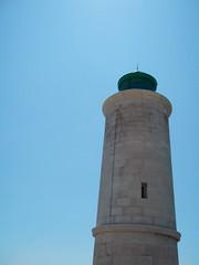 lighthouse, tower, sky,
